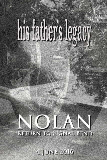 Nolan road promo lower case