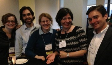 Group at an NCPH conference