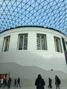 Lobby of the British Museum