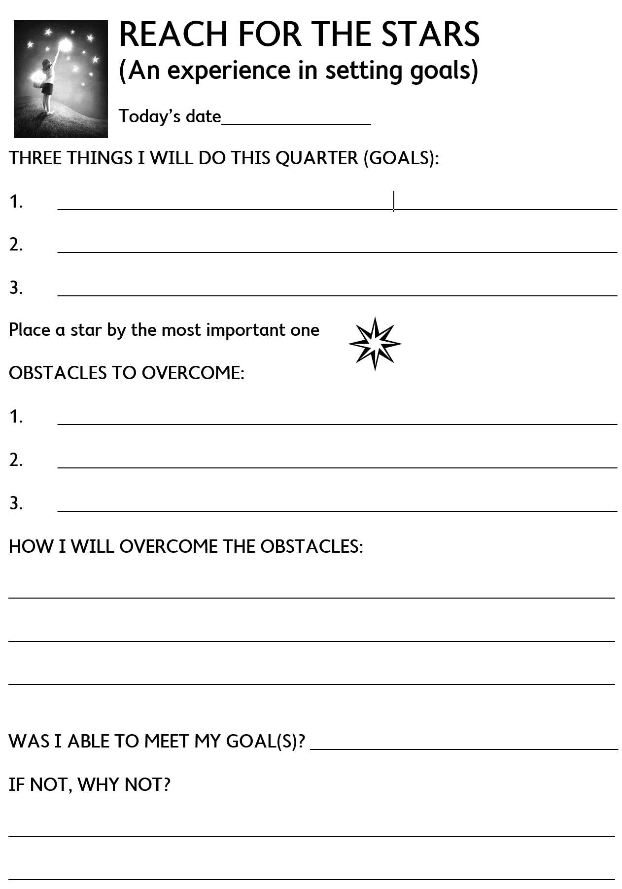 Teaching Strategies Goal Setting For Motivating Students