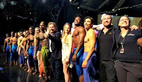 Odysseo review Cast & Crew