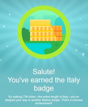 Italy badge edit
