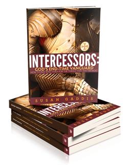 Susan Gaddis Blox index sidebar widget image for Intercessors book