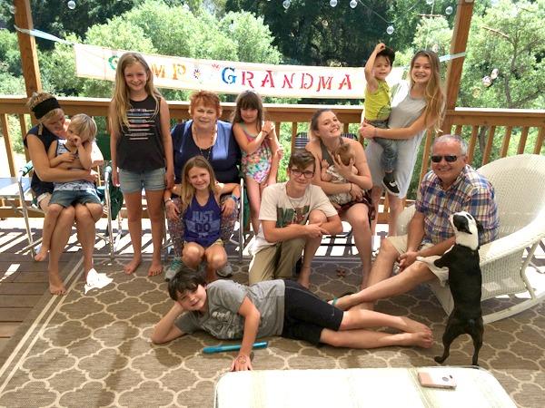 Camp Grandma Rocks It In 2016