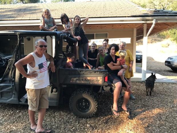 Camp Grandma 2018