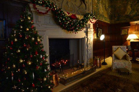 SGP_9372 Susan Guy_Hardwick Hall_Christmas w