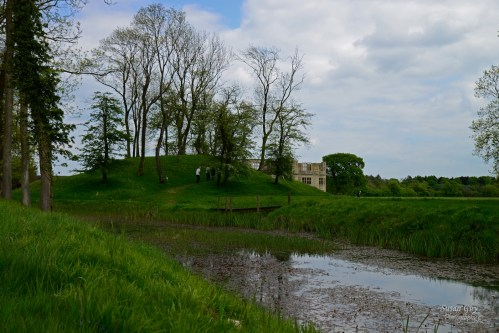 Susan Guy_Lyveden_Garden_Moat_Spiral Mound_West Exterior_17.05.16_1 c