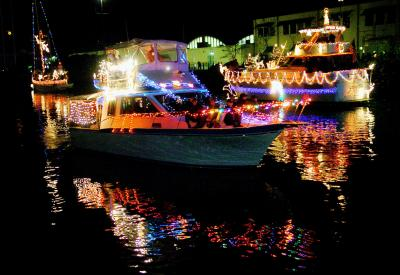 San Rafael Lighted Boat Parade
