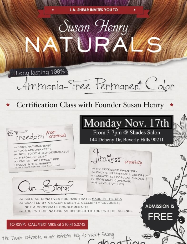 Natural Color Process Archives Susan Henry Naturals