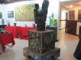 Inside the museum, Pago Pago