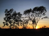 Sunset at Mt Hart