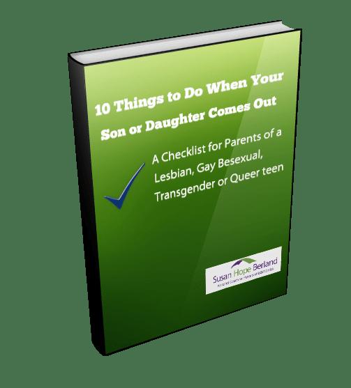 A checklist for parents of a LGBTQ teen