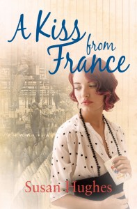 A Kiss from France WW1 Novel