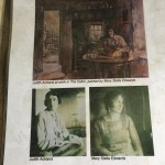 Devon artists, Judith Ackland & Mary Stella Edwards