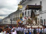 Processie in Popayan