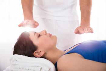 Energy treatment techniques often don't require direct touch