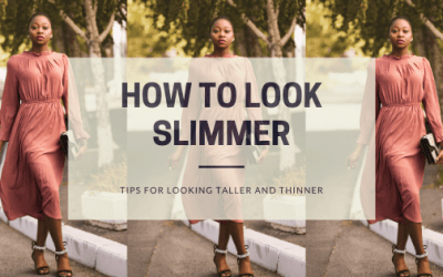 How To Look Slimmer In Clothes