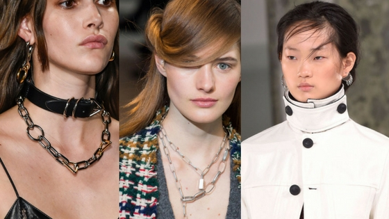 jewelry-trends-fall-2016-silver-layered-necklaces
