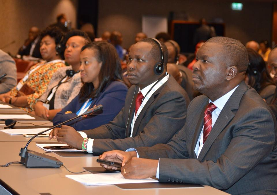 African Geopolitical Group Meeting, Geneva