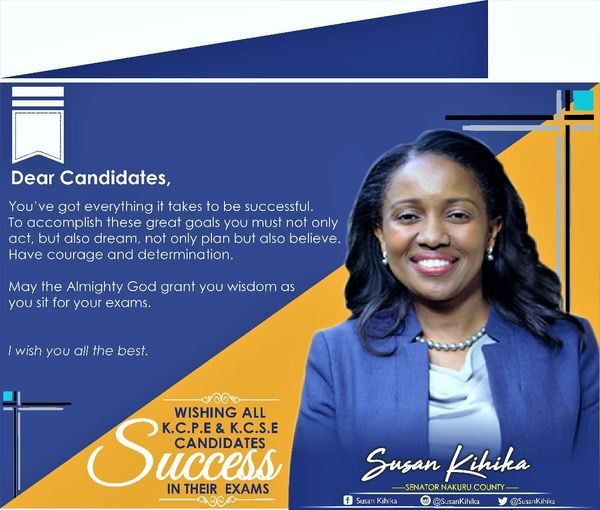 Wishing Success to all 2018 candidates