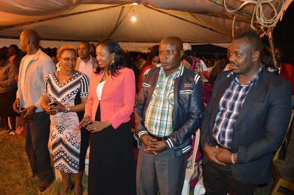 Senator Kihika condoles family of late MCA Michael Macharia