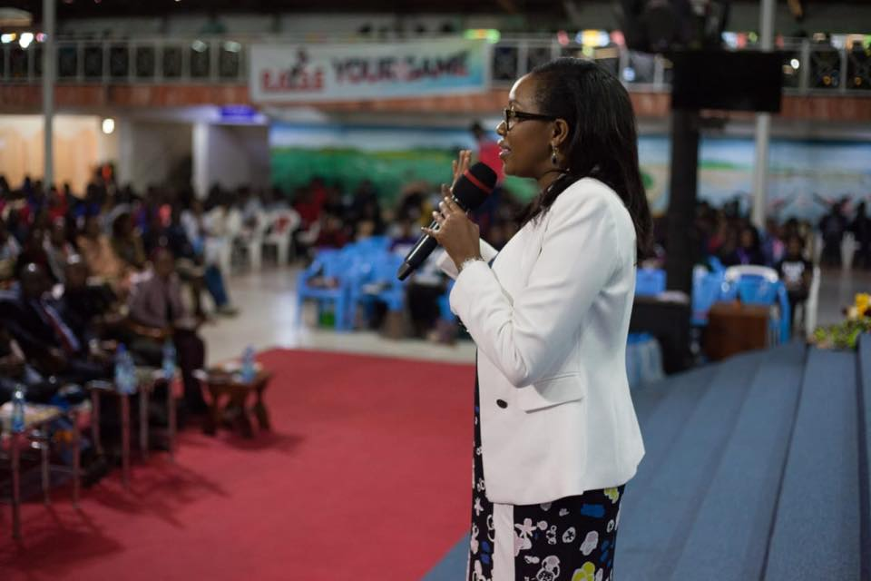 Senator Kihika appreciates church for moulding responsible youth