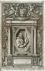 Domenico Fontana, Della trasportatione dell'obelisco vaticano..., 1590 Source: New York Public Library Digital Gallery