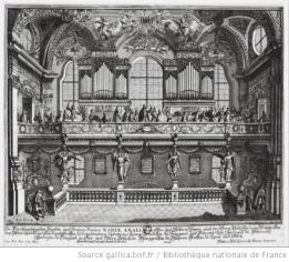 Giovanni Antonio Viscardi, Bürgersaal, Munich, 1709-10 Source: gallica.bnf.fr / Bibliothèque nationale de France
