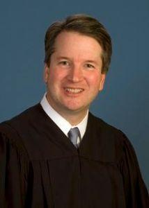 justice brett kavanaugh