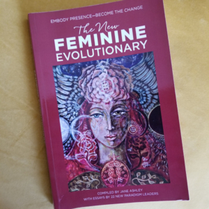 The New Feminist Evolutionary compiled by Jane Ashley