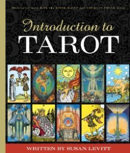 Intro to Tarot book cover
