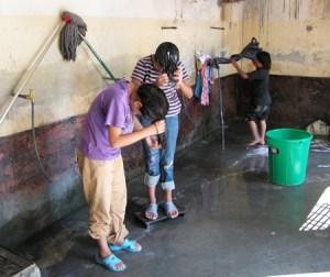 8 washing