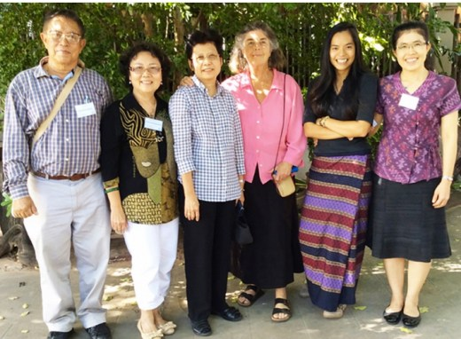 thailand reunion