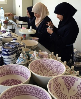8 pottery