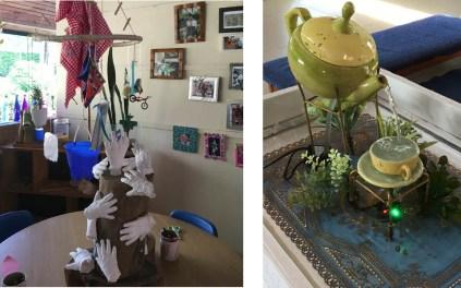 13 school art teapot