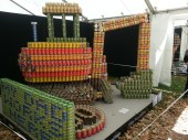 Canstruction - DIGGER