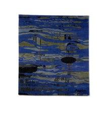 """""""Artesian water"""" 1,8x2,4m. Handknuten dubbel tibetansk knut efter mina målningar. Tillverkas på beställning upp till 3,5 x 3,5 m."""