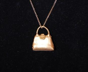"""""""Vapnet"""" som smycke, brons/silver, 2/4cm"""