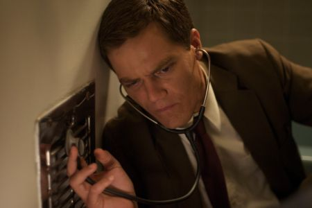Michael Shannon as John Rosow