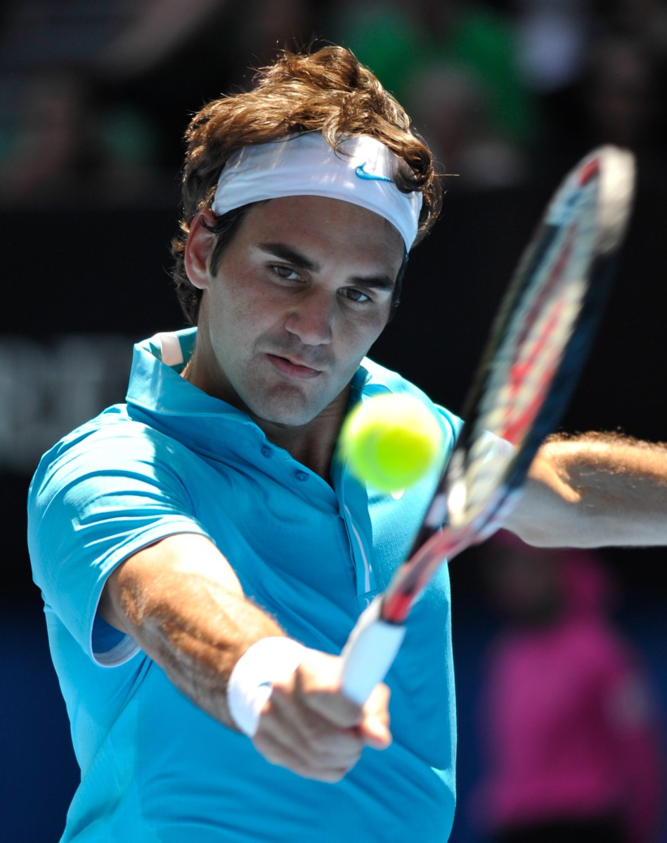 Roger Federer: It's Hard to be Humble
