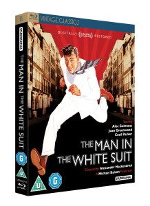 The Man in the White Suit (StudioCanal DVD & Blu-ray)