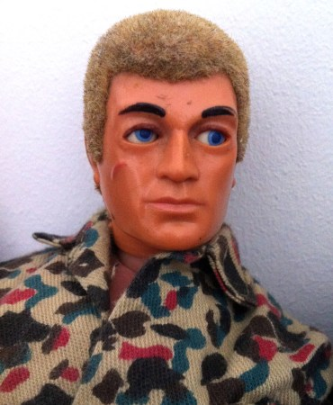 Action Man Eagle Eyes