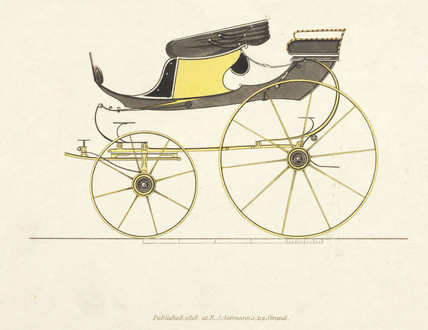 High_flyer_phaeton_carriage,_1816