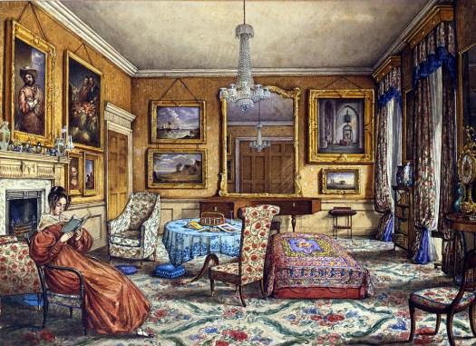 Miss Crompton's Room.  Mary Ellen Best.