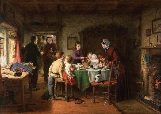 Frederick Daniel Hardy - Baby's Birthday