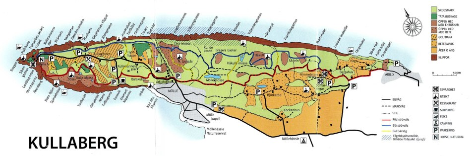 kullaberg-karta