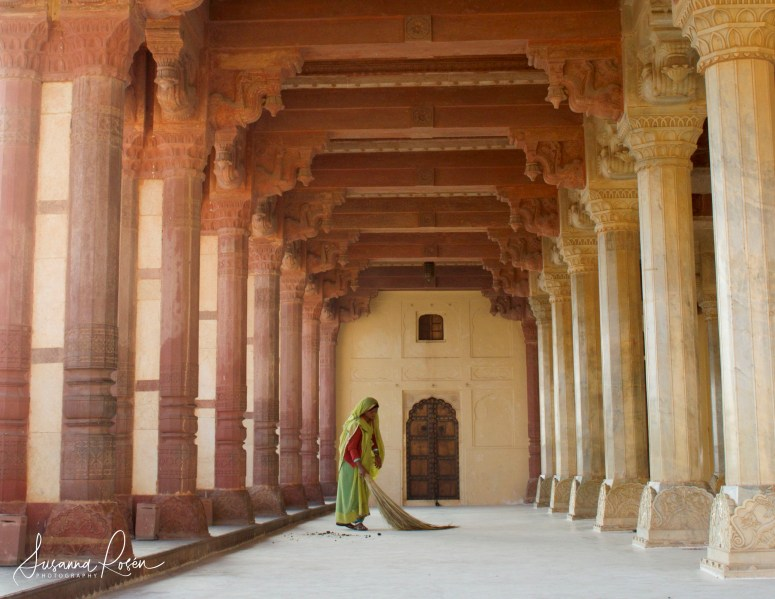 4.Amber fort sweeper
