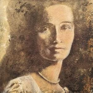 Visual artist Susanna-Seriola-Vesa   Anastasia