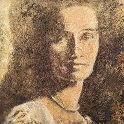 Visual artist Susanna-Seriola-Vesa | Anastasia