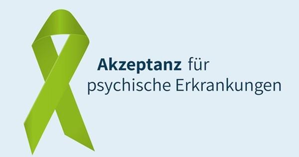 Die Grüne Schleife: Keine Stigmatisierung psychischer Erkrankungen!
